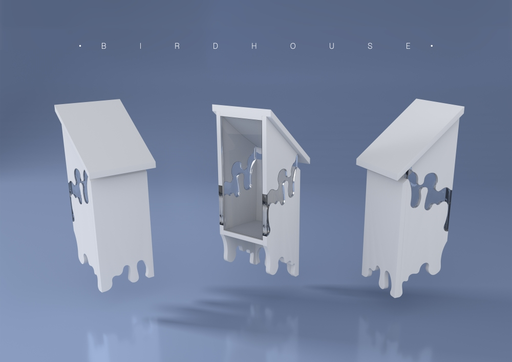 3 Birdhouse