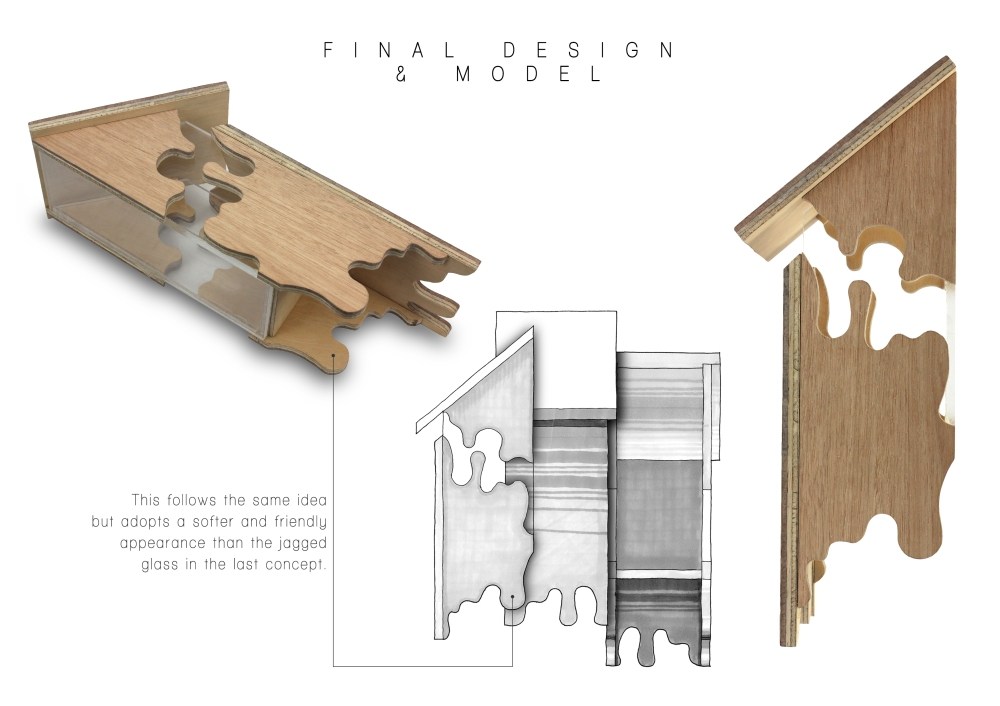 5 Birdhouse Final design and model