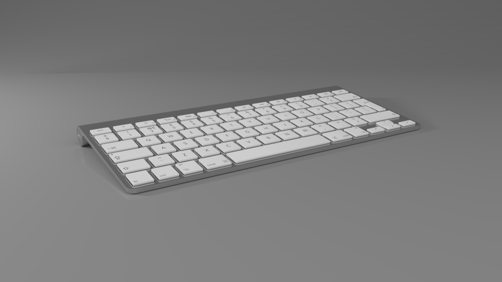 render with keys